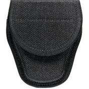 Bianchi 7300 AccuMold Covered Cuff Case - Black, Hidden