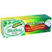 Biobag 60883 Tall Kitchen Waste Bag 1