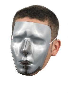 Costumes For All Occasions DG39332 Blank Male Chrome