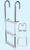 JIF Marine DMM3 3 Step Pontoon Swim Ladder