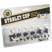 Stiga 7111-9090-10 New York Islanders Table Rod Hockey Team Pack