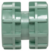 Orbit Green Heavy Duty Swivel Double Union Coupler 57184