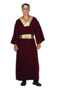RG Costumes 80183 Wiseman Costume - Wine - Size Adult Standard