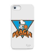Iluv Iphone5 Case Snoopy Vintage Hardshell - White - ICA7H382WHT