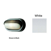 Trans Globe Lighting 4123 WH Wall Sconces , Outdoor Lighting, White