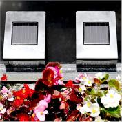 Garden Sun Light ST703 Stainless Steel Wall Mounted Solar Light
