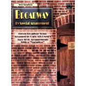 Alfred 00-0592B Broadway by Special Arrangement - Music Book