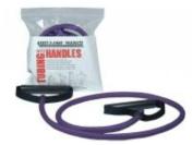 Donovan Industries 54TP5651P Resist-A-Band Non-Latex - Purple