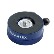 Novoflex MC MR MiniConnect Quick Release Adapter Round with .25 in. 20 Plate