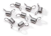 Darice 380781 Mini Bead Stopper 8-Pkg-Metal