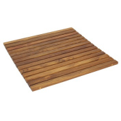 SeaTeak 60020 String Mat Rolled - Oiled Finish
