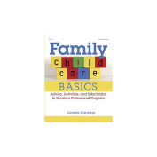 Gryphon House 13537 Family Childcare English Book - Paperback