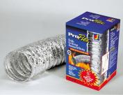 Dundas Jafine Inc. 10.2cm . x 2.44m Pro Flex Clothes Dryer Transition Duct BTD48
