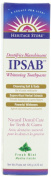 Heritage Products Ipsab Whitening Toothpaste, 130ml