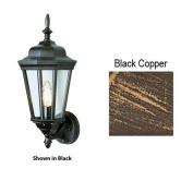 Trans Globe Lighting 4095 BC Wall Sconces , Outdoor Lighting, Black Copper