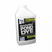 Airmax Eco Systems 530101 Black DyeMond Pond Dye- Quart - Ready To Use Concentrate