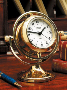 Weems & Plath 300800 Gimbaled Skipjack Clock & Barometer