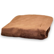 Rumble Tuff CV-CT-320-CH Compact Silky Minky Changing Pad Cover - Chocolate