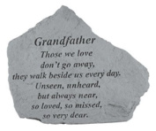 Kay Berry 15320 GRANDFATHER Those we love don t go away. . .
