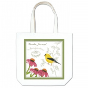 Alices Cottage AC17449 Goldfinch Large Tote