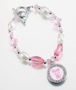 Lillian Rose SS780 B Sweet Sixteen Bracelet