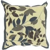 Surya P0022-1818P Poly-Filler Decorative Pillow