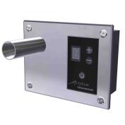 Amba ATW-DHC-B Digital Heat Controller in Brushed