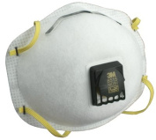3M OH&ESD 142-8515 3M 8515 Welding Respirator N95