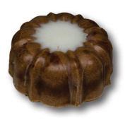 Hearth & Home Traditions 17232 Bunt Delights Candle - Cinnamon Roll