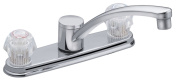Moen Incorporated Chrome Touch Control Two Handle Low Arc Kitchen Faucet CA8768