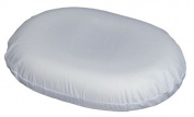 Mabis 513-8018-1900 18 Inch Contoured Foam Ring - White