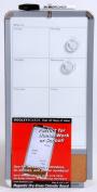 Dooley Boards Inc 8-.50in. X 17in. Magnetic Dry Erase Calendar Board 817CALMG