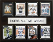 C & I Collectables 1215ATGUMT NCAA Football Missouri Tigers All-Time Greats Plaque