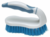 Cequent Laitner Company 890 15.2cm . Poly Handle Scrub Brush With Iron Handle