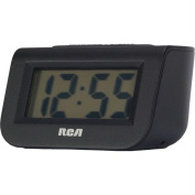 Rca RCD10 Alarm Clock With 1 in. Lcd Display