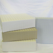North Home Elite SS ICBLK Elite 500 Thread Count King Sheet Set in Ice Blue