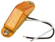 Roadpro RP1747A Led Clearance Marker Slim Lite Amber
