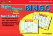 Edupress EP-2340 Sight Words In A Flash Bingo Gr 2-3