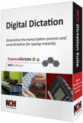 Nch Software RET-DIC001 Nch Dictation Suite
