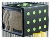 Rinehart Targets 4817 Rhino Block Target 16X16X13