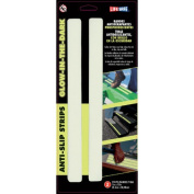 Incom Manufacturing 2.5cm . X 30.5cm . Glow In The Dark Gator Grip Anti Slip Safety Grit