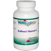 Nutricology Buffered Vitamin C Vegicaps, 3550ml
