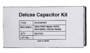 RSR ELECTRONICS DLXCAPKIT Deluxe cap kit