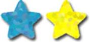 CARSON DELLOSA CD-5274 STARS MULTICOLOR FOIL