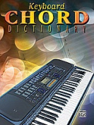 Alfred 00-0088B Keyboard Chord Dictionary - Music Book