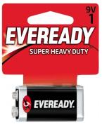 Energizer - Eveready 9 Volt Heavy Duty Battery 1222SW
