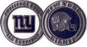 Brybelly Holdings NFL-2501 Challenge Coin Card Guard - New York Giants