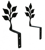 Village Wrought Iron CUR-S-76 Leaf Swags