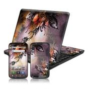 DecalGirl MATX-PURRAIN Motorola Atrix 4G Skin - Purple Rain