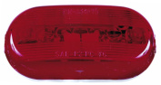 Peterson Mfg. Red Oval Clearance Light V135R